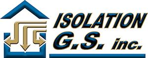 Logo isolation GS